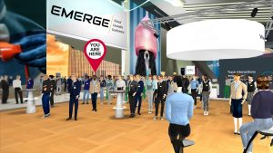 The Emerge Virtual Cannabis Conference & Expo @ World Wide Web