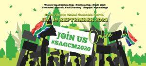 SA Global Cannabis E-Protest @ World Wide Web