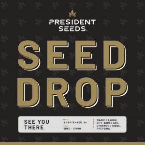 President Seeds - Seed Drop @ Magic Dragon