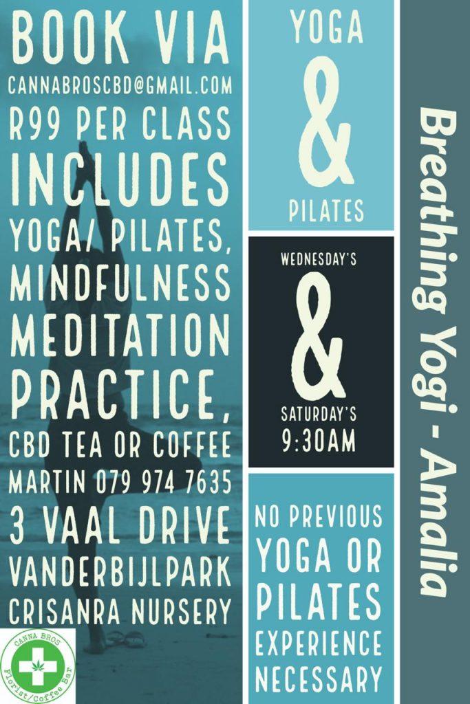 yoga pilates CESA