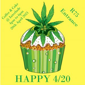 Happy 420 - Coffee and Cake @ 420@Interlude