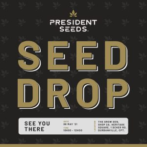 Seed Drop @ The Grow Den @ The Grow Den